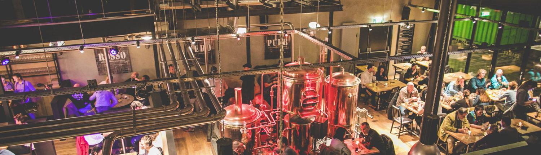 Bierfabriek werkt ook met het ondernemingsplan van de unieke ondernemer