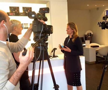 Lorraine Vesterink TV